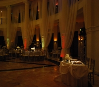 Wedding Dancefloor, Miami Dj, Wedding, Stages, Wedding Stage, Miami Wedding Djs, Gobos, Up Lighting