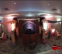 Arabic wedding Stage