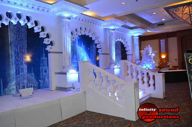 Winter Wonderland Stage Quinces, Paris Quince Stage, power 96, miami quinces, Quince Stages, miami quince stages  Quinceaneras, Miami Partys, Sweet 16\'s, 15 Teens, ispdj