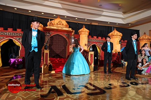 Arabic Stage For Quinces, Paris Quince Stage, miami quinces, Quince Stages, Quinceaneras, Miami Partys, Sweet 16\'s, 15 Teens, ispdj