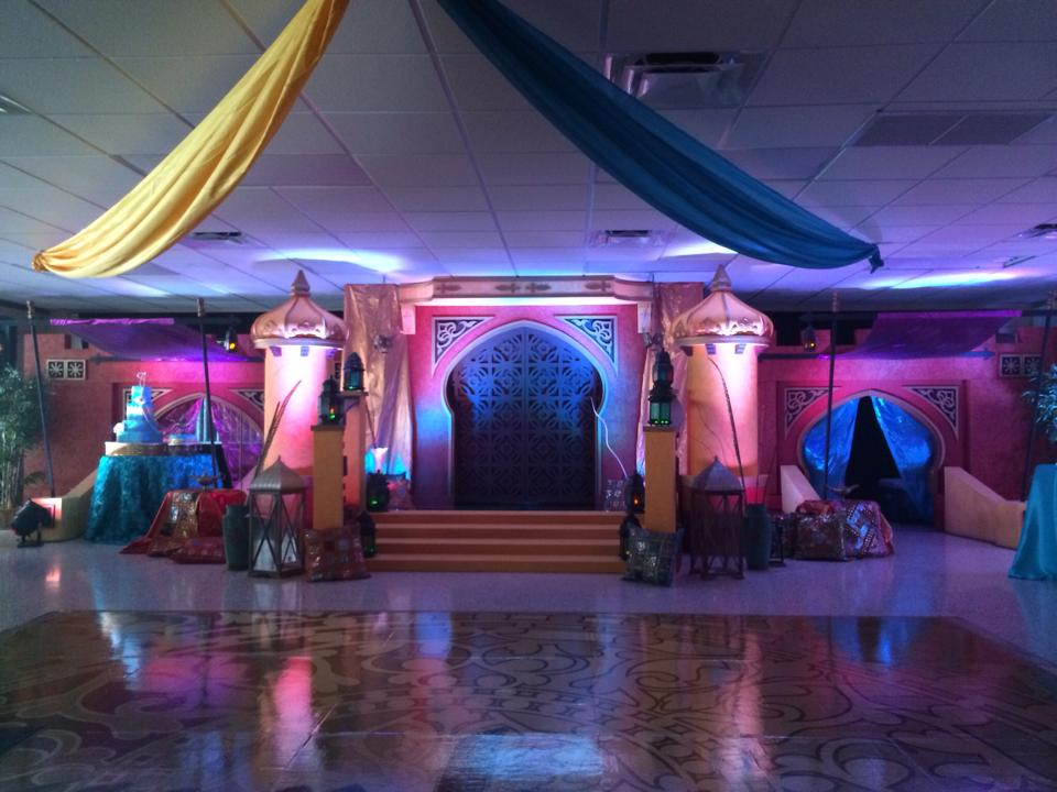 Arabic Stage For Quinces, Paris Quince Stage, power 96, miami quinces, Quince Stages, Quinceaneras, Miami Partys, Sweet 16\'s, 15 Teens, ispdj