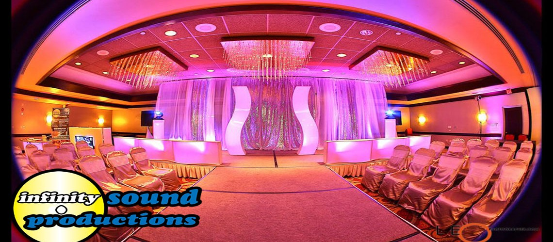 quince sweet 16 stage decoration design