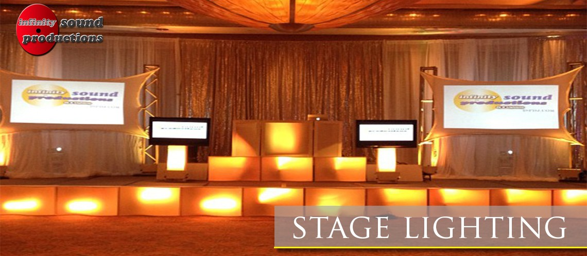 stage lighting design dj miami quince sweet 16 event