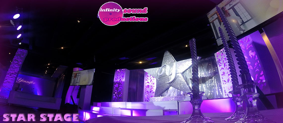 Star Stage For Quinces, Miami Quinces, Quince Stages, Quinceaneras, Miami Partys , Sweet 16