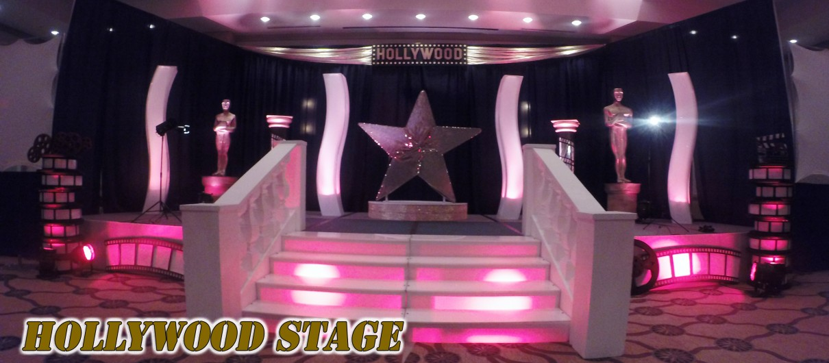 hollywood Stage For Quinces, fantasy Quince Stage, Miami quinces, Miami Quinces, Quince Stages, Quinceaneras, Miami Partys , Sweet 16